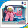 10.5 inch stuffed baby doll with 4 sounds for kids plush doll