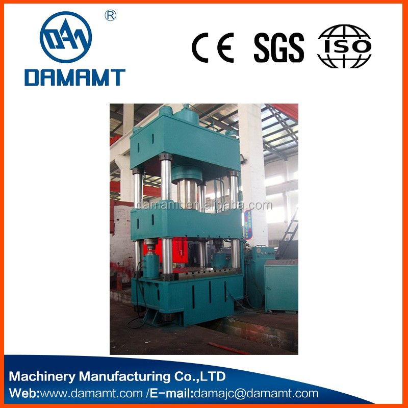 Four Pillar Hydraulic Stretching Press, Compression Molding Press