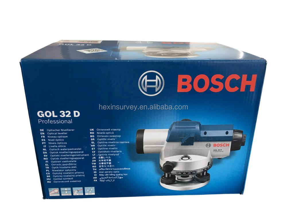 Automatic level machine Bocsh GOL32D auto level instrument price