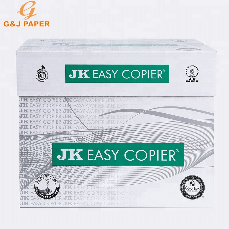 India Manufacturer Best Price JK Photocopy Paper A4 Size