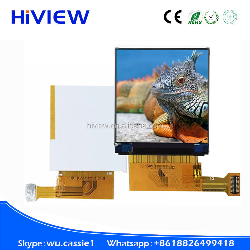 1.54 tft lcd display with 240*240 capacitive touch screen ips watch lcd module