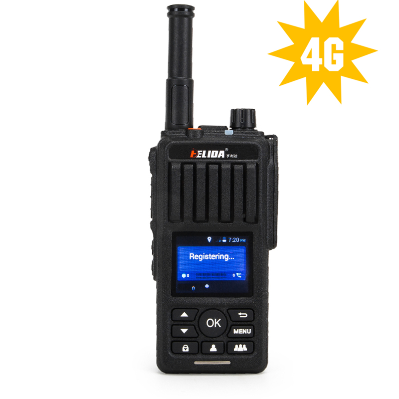 HELIDA CD980 3G / 4G POC Walkie Talkie Bluetooth