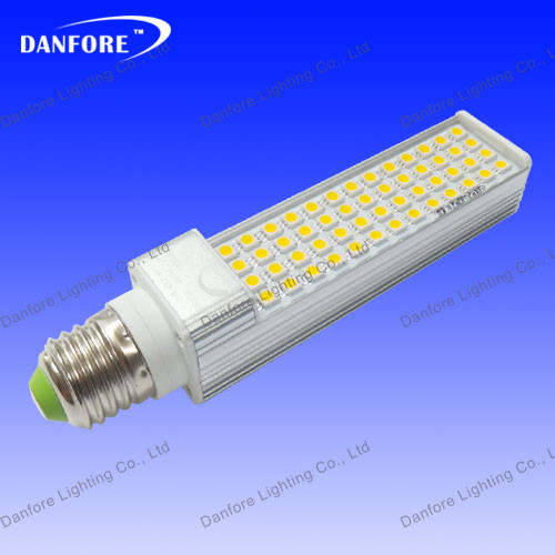 4.5W B22 base led PLC lamp SMD5050 energy saving