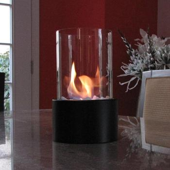Awe Inspiring Inno Living End Table Fireplace Tb 022 Glass Cylinder Bio Ethanol Fireplaces Buy Table Glass Ethanol Fireplace Glass Cylinder Fireplace Imperial Home Interior And Landscaping Eliaenasavecom