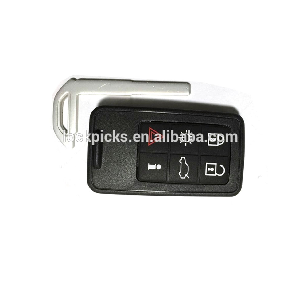 remote entry button keyless itm am new replacement for volvo fob key oem