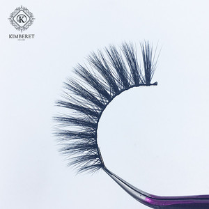 False Eyelashes Pack of 2 Pairs,Alluring Long & Thick Handmade Lashes in Dramatic & Natural Look Style by Huapan