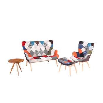 Contemporary Modern Bedroom Sets Leisure Furniture Patchwork Contour Chair Relax Recling Bedroom Chair Buy Patchwork Contour Chairrecling