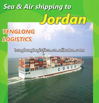 MSK OOCL COSCO WANHAI HPL shipping agent to Aqaba of Jordan from Shenzhen  Shanghai Hangzhou, View shipping, tenglong logistics Product Details from