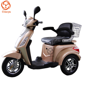 hot star brand cheap 60V battery 3 wheel electric mobility scooter with 1000W big motor in china
