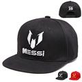 2016 New Arrival Soccer MESSI Baseball Cap Cool Snapback Cap Men Women fashion hat Casquette 2color