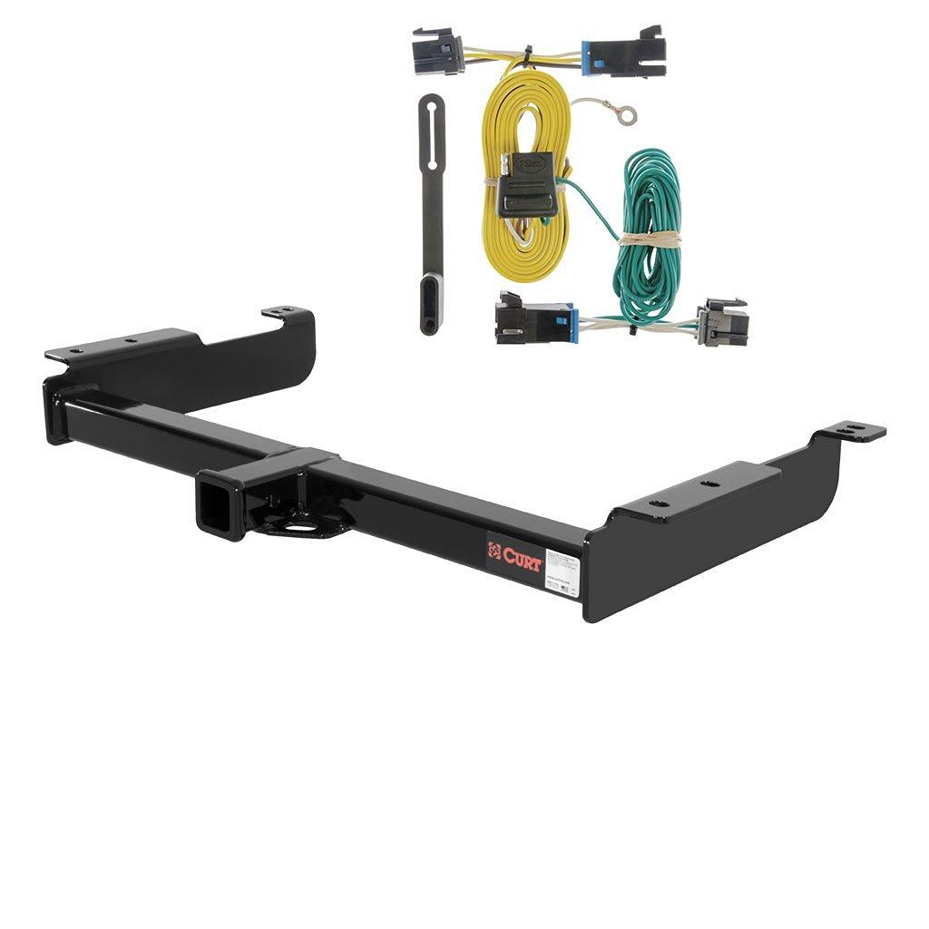 Cheap Chevrolet Trailer Wiring Find Deals Gm Get Quotations Curt Class 4 Hitch Bundle With For Express Gmc Savana 14090
