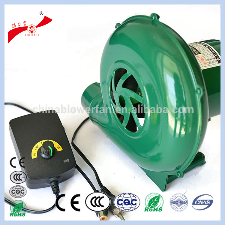 Gaogong Small green convienient cheap 12v dc electric air blower