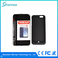 3500mAh smart phone battery charging case,power case for iphone 6s
