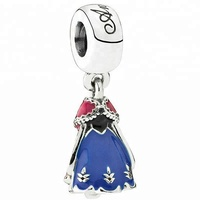 Klein Jewelry cartoon series charm for Pandora Silver 925 High-quality Enamel