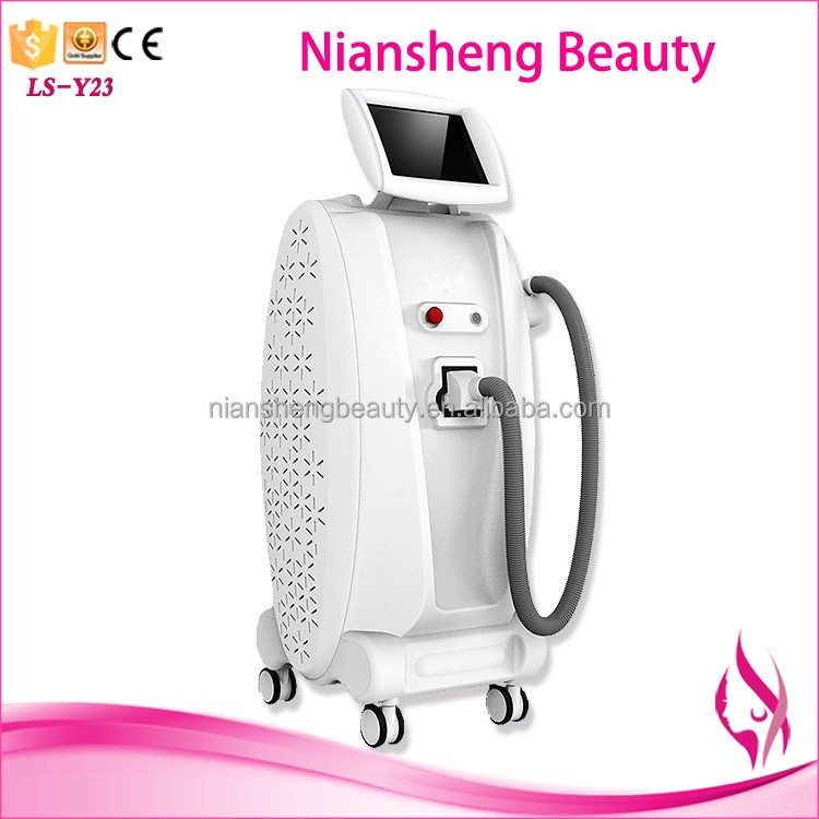 808nm hair removal machine/hair removal diode laser alexandrite laser korea