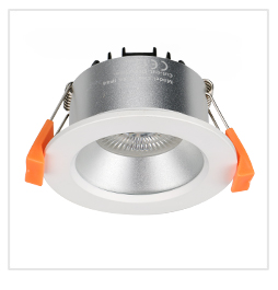 Factory Direct Recessed SAA Dimmable CRI90 2700K Guestroom Downlight LED Light 6W