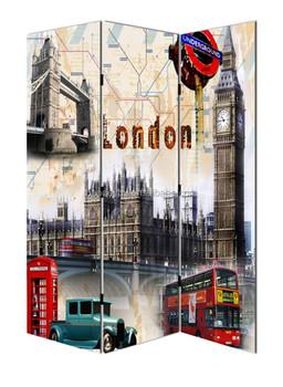 London Big Ben Furniture/room Divider, Picture Frame Room Divider
