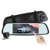2.0M 150 degree full HD 1080p 6.86'' IPS screen black box adas dash cam dual car dvr radar detector with car dvr camera