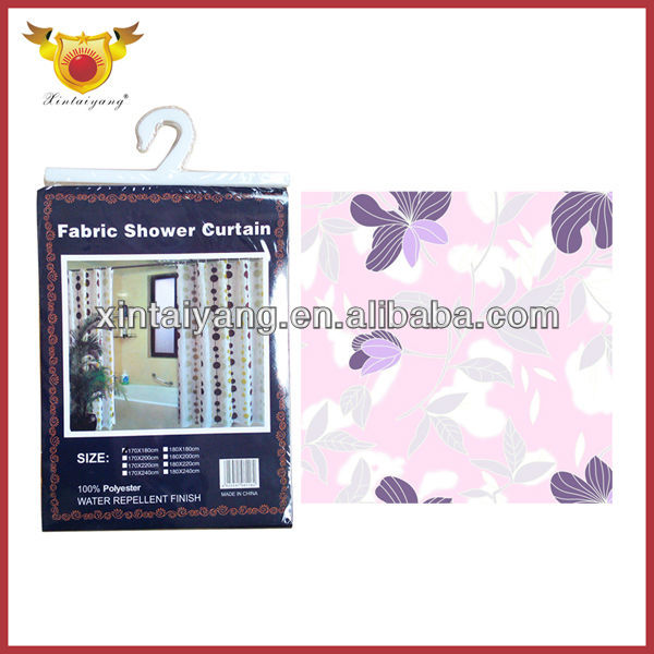 Factory Pattern Price Bathroom Shower Hospital Medical Curtain