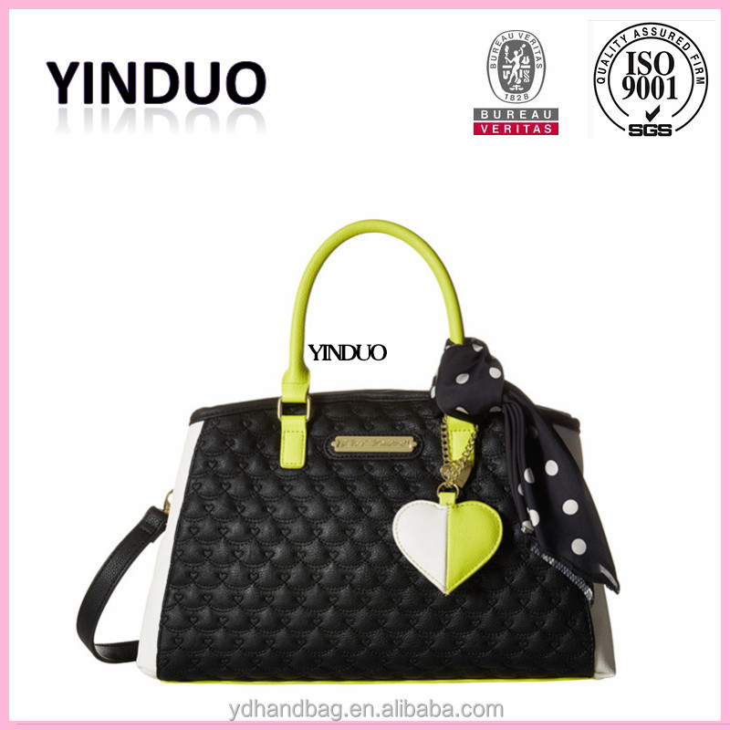 Wholesale Designer Handbag Name Brand Manufacturers Latest Fashion Laides Leather Hand Bags Women From China import