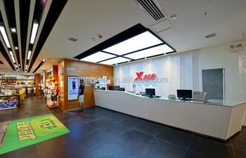 Modern Shop Counter Design For Shoes & Handbag Store Showroom ...