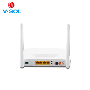 wireless EPON ONU 4 LAN 2 FXS wireless ip to rf converter compatible with huawei olt ma5608t