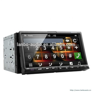 Various styles cortex A10 1.0GHZ car dvd player for Panasonic