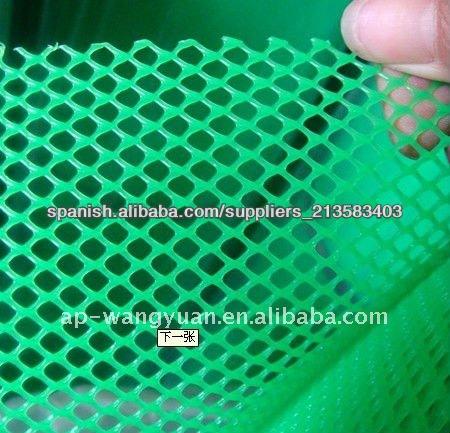 Malla de pl stico redes de pl stico identificaci n del - Mallas de plastico ...