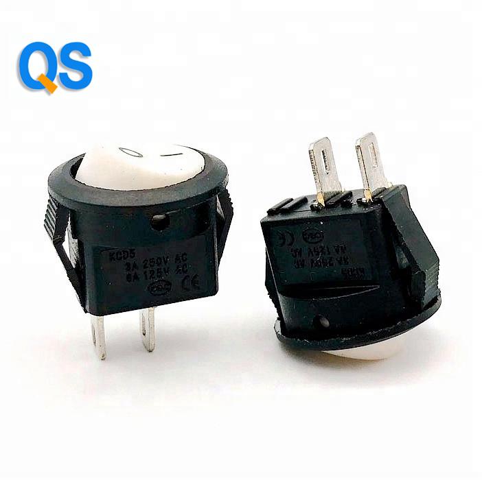 Finden Sie Hohe Qualität Rohs Kcd5 Rocker Schalter Hersteller und ...