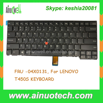 Us Laptop Replacement Keybord For Thinkpad E431 T450s T440p T440s T431s  E440 L440 Laptop Us Keyboard - Buy Keybord For Thinkpad E431,Keybord For