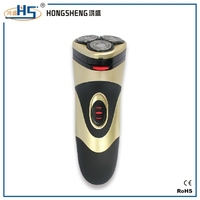 Rotary Men's 3D Electric Shaver Razor Rechargeable