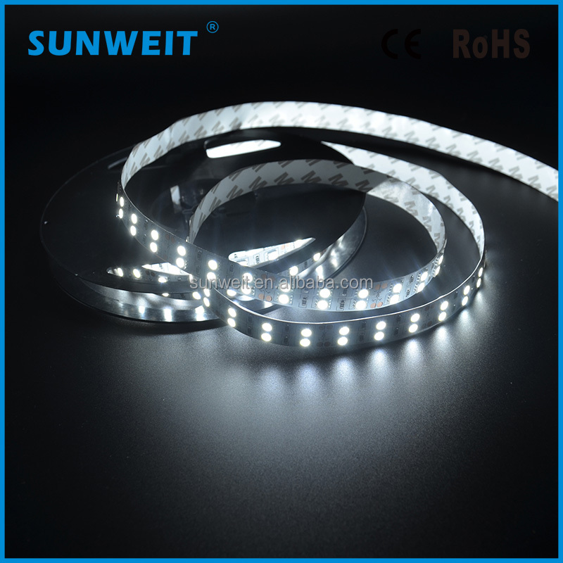 120leds/m double line SMD5050 led light strip 5050 12v decoration led flexible strip lights