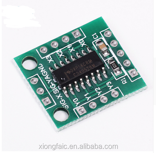 5V CD4052 Dual Channel Analog Switch Module 2 Channel Circuit Module