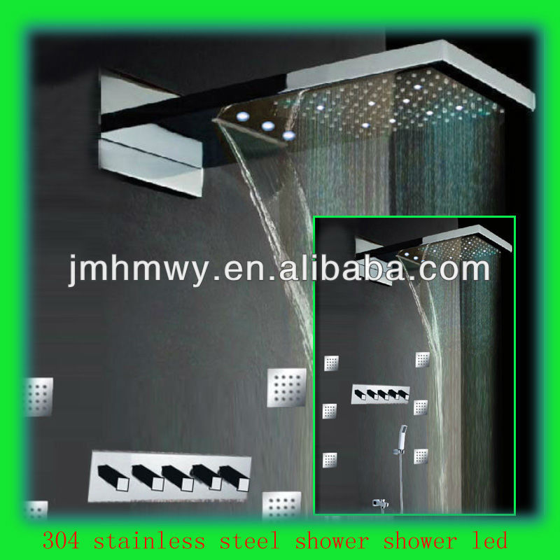 Meteor Shower Led Lighting Rainfall,Waterfall,Both Led Light ...