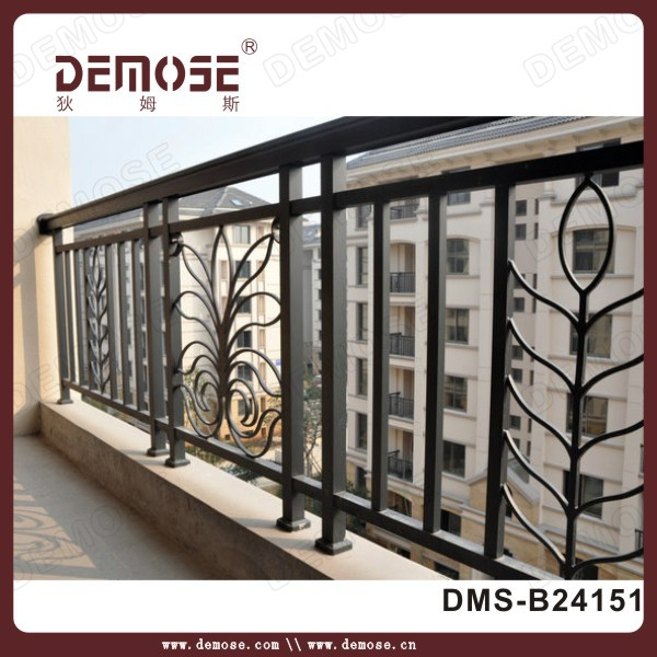 Wrought Iron Railing Balconies/forged Iron Balcony Railing/cast Iron  Railings Prices   Buy Wrought Iron Railing Balconies,Forged Iron Balcony  Railing,Cast ...