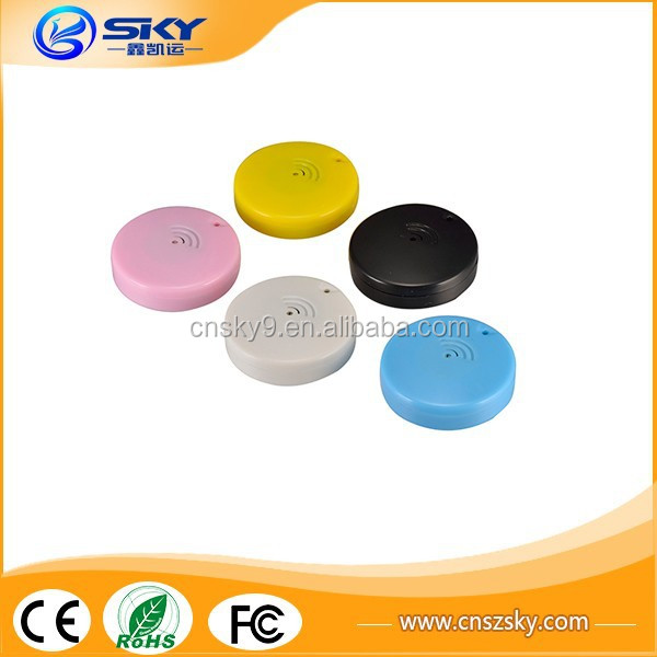 2015 Bluetooth 4.0 BLE SmartFinder Bluetooth IBeacon Smart Tracking Device for iOS and Android