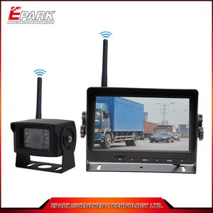 Transmission open air wifi car reverse parking camera