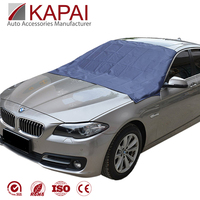 Windproof Magnetic Edges Windshield Snow Cover for All Vehicles