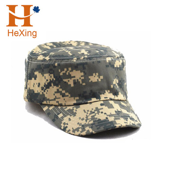 wholesale custom embroidery types of peaks army cap and military caps hats ee805696ebf