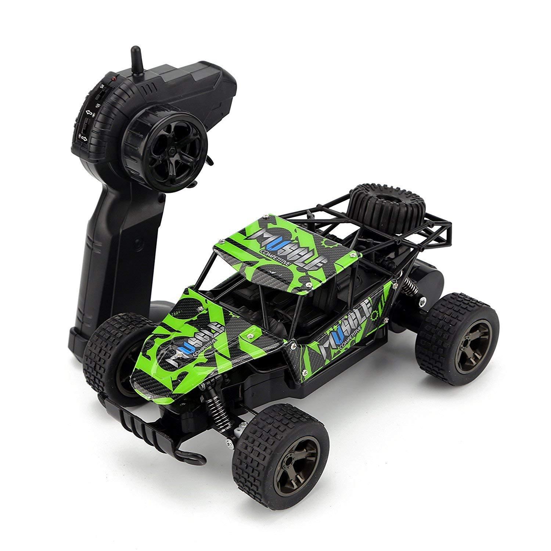 Get Quotations Sgota Newer 2 4ghz Racing Cars Rc Remote Control Electric Rock Crawler Radio