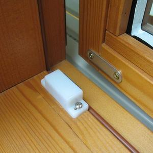 Magnetic Door Catch, Stainless Steel Cabinet Magnet Closet Catches