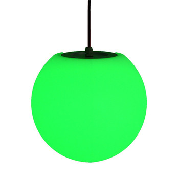 Round Shape plastic Lantern with Led Lights,Event and Party Decoration Hanging ball Lantern light