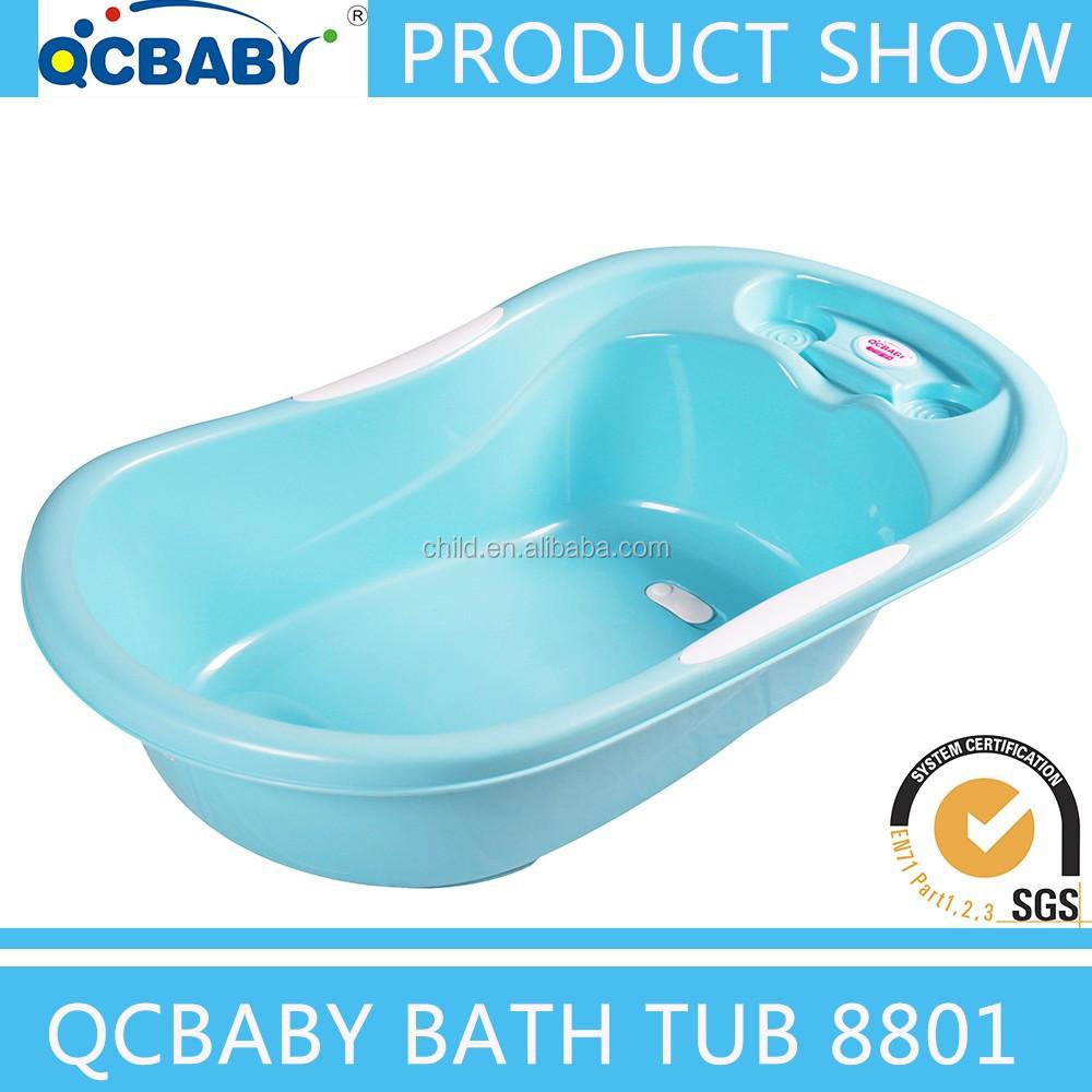 Big Size Baby Bathtub /plastic Bath Tub/baby Products - Buy Baby ...