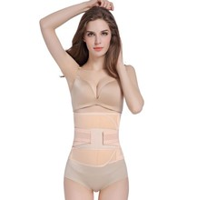 Factory Price Slimming Body Shapers Training Belt Waist Trainer Shapers For Women Body Full