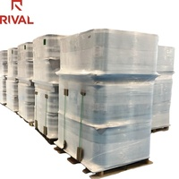 Lldpe Shrink Wrap Stretch Stretch For Pallet Lamination 20 Micron Polyethylene Plastic Film