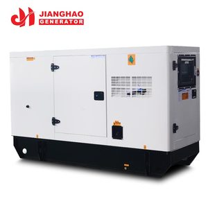 Cheap price 20kw silent canopy Yangdong diesel generator with engine model YSD490D