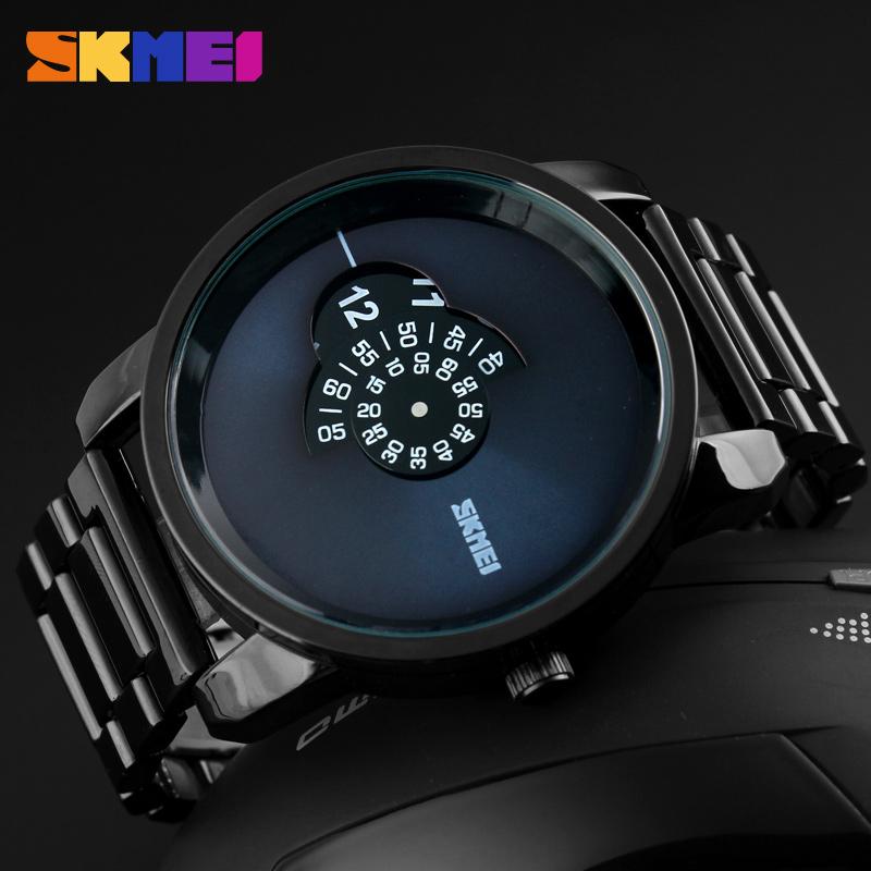 Guangzhou Skmei Watch Co Ltd 1171 Black Metal Watches