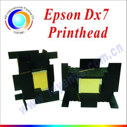 Original DX7 printhead hot sale dx7 coded/uncoded printhead on sale