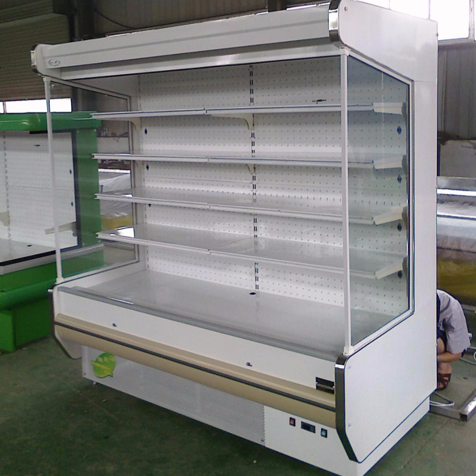 Made in China high quality best refrigerator brand used in retail shop