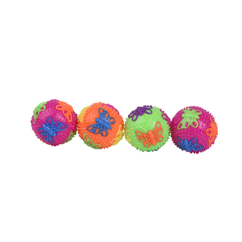 2020 Ball Toy Pet Chew Bouncing Rubber Led Dog Ball, Dog Toys